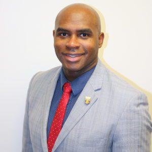 Mills University Principal Duane Clayton