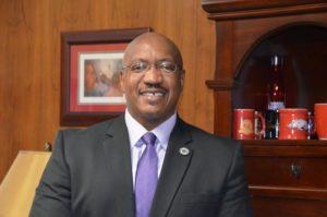 Principal Marvin Burton